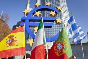 euro bandiere