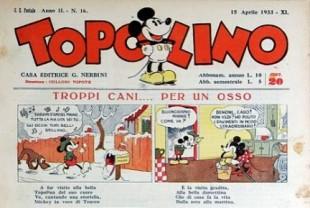 Cultura di p isotta nei fumetti italiani di topolino rivive