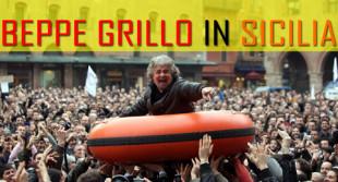 beppe grillo sicilia