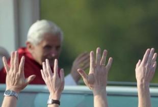 Anniversari. L'11 febbraio 2013 la rinuncia al soglio di Pietro firmata da Benedetto XVI