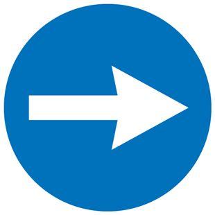 svolta a destra
