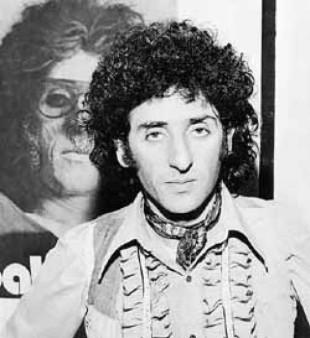 Franco Battiato fine anni 70