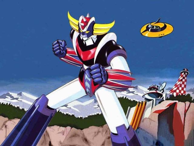 Goldrake i trentacinque anni dell eroe dei cartoni animati