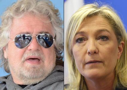Marine Le Pen sfida i giudici