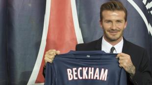 David Beckam signs with PSG football club