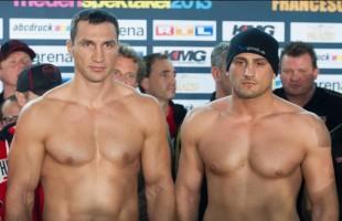 Wladimir Klitschko vs. Francesco Pianeta