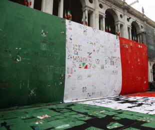 festa in piazza per unità d'italia 18-03-11