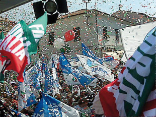 bandiere forza italia an