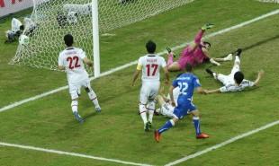 Italia vs Giappone - Confederations Cup