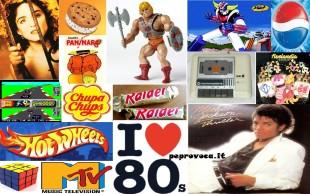 nostalgia anni 80