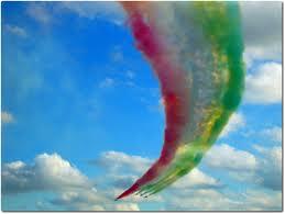 tricolore frecce