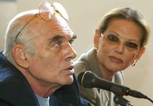 Pasquale-Squitieri-con-la-moglie-Claudia-Cardinale