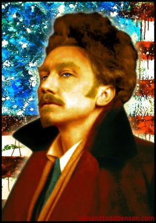 """""""Ezra Pound"""" American Poet"""