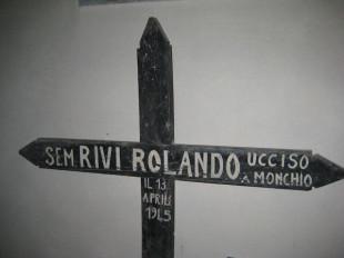 La croce per Rolando Rivi