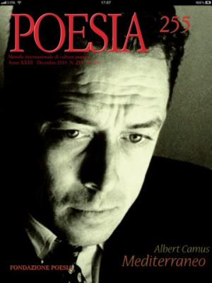 rivista mensile poesia