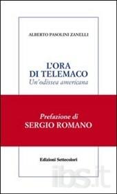 """Il saggio di Pasolini Zzanelli """"L'ora di Telemaco"""""""
