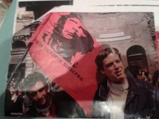 Cuperlo ai tempi della militanza nella federazione dei giovani comunisti