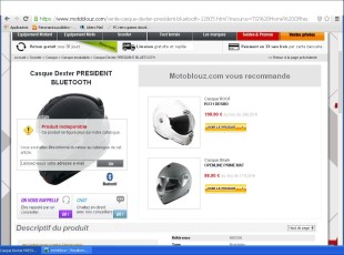 motoblouz casco hollande
