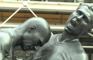 statua-testata-zidane-pompidou-video