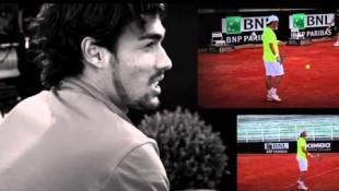 """Tennis. L'aria del Brasile galvanizza gli azzurri ma Fognini vince contro """"mezzo"""" Nadal"""