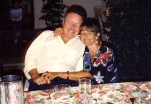 Alfredo Cattabiani e Marina Cepeda Fuentes