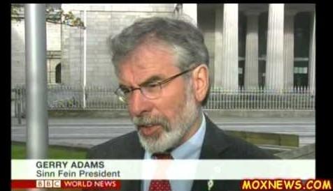 Esteri. Gerry Adams lascia lo Sinn Féin dopo 34 anni da presidente