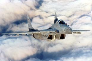 Mig29 , uno dei più famosi aerei da caccia del Patto di Varsavia