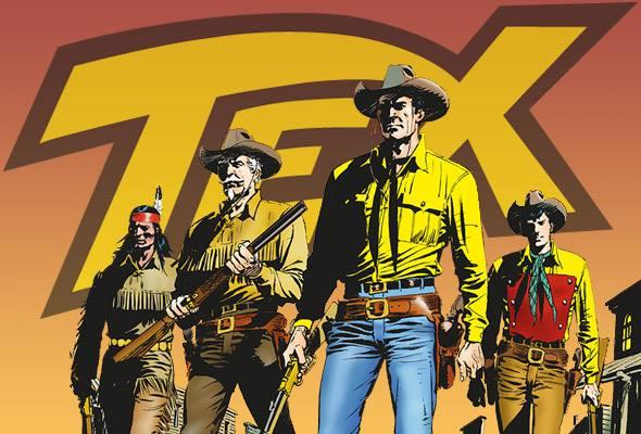 Fumetti che passione - Pagina 2 Tex
