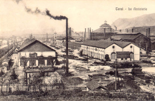 Terni_-_le_Acciaierie_1912