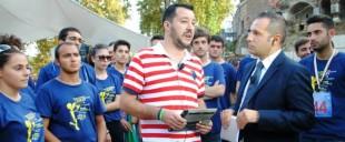 Salvini ad Atreju