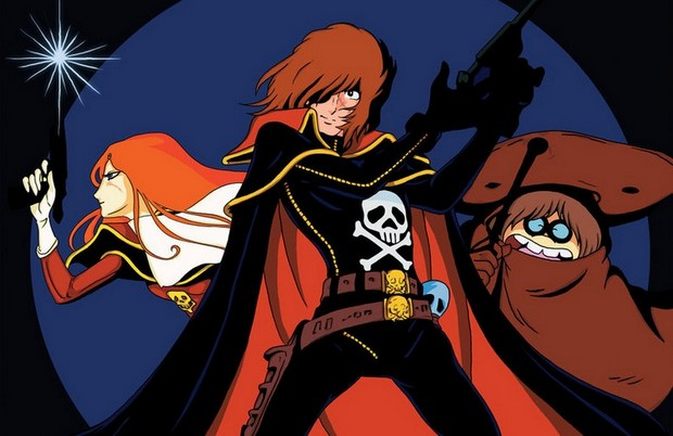 Focus l incompreso capitan harlock nel i media