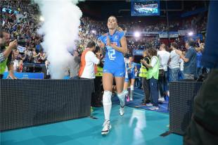 Il capitano, Francesca Piccinini