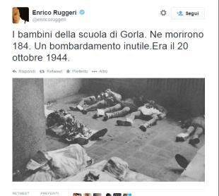 Il caso. Il cantante (e patriota) Enrico Ruggeri ricorda la strage di Gorla