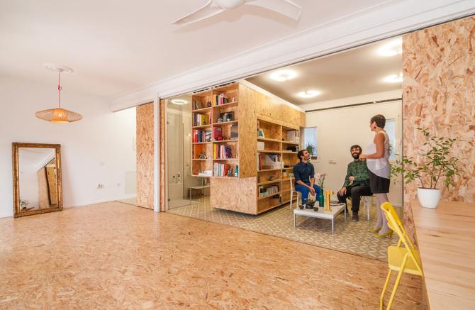 Scintill digitali come creare una casa con cinque stanze for Casa di 3600 metri quadrati