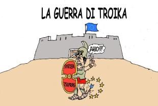 Grecia. La vittoria di Syriza vista da Krancic. è guerra di Troika