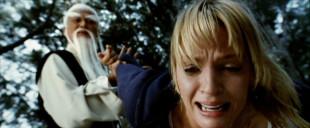 Una immagine del film Kill Bill