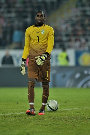 Boubacar Barry, portiere ivoriano campione d'Africa