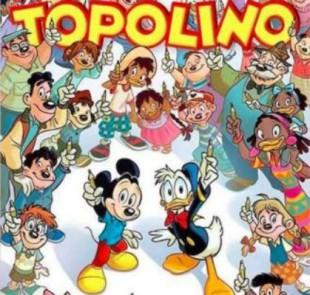 La copertina mai pubblicata di Topolino