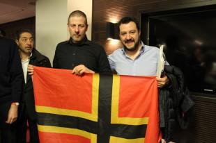 Politica. Il cantiere delle mille patrie di Salvini e Buttafuoco per unire i non allineati