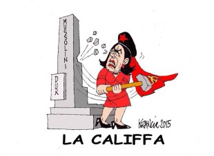 La Califfa e l'obelisco
