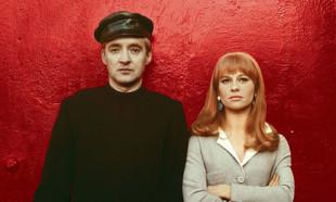Una immagine del film Farhenheit 451