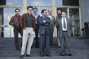Una immagine della fiction 1992