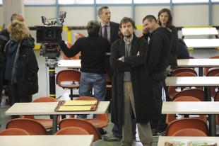 Nanni Moretti nel film