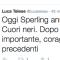+++ #CuoriNeri. La Sperling ritira il libro con la copertina di Mafia Capitale +++