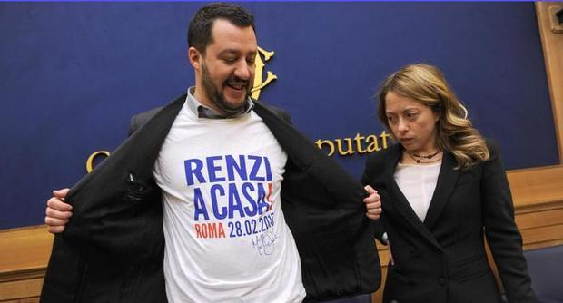 Giorgia Meloni è pronta a candidarsi a Roma