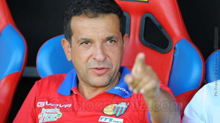 Il patron del Catania, Nino Pulvirenti. Attualmente soggetto a Daspo.