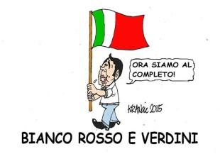 """Il soccorso forzista a Renzi secondo Krancic: """"Bianco rosso e Verdini"""""""