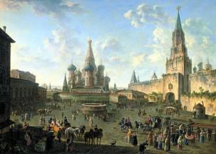 Reportage (di P.Buttafuoco). Mosca icona di Santa Madre Russia