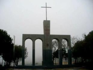 Il monumento in Spagna per Mota e Marin