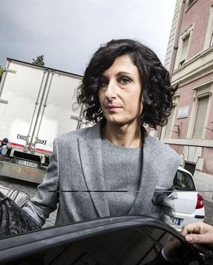 Satira. Agnese Landini in Renzi e la maccheronica pagina di Wikipedia